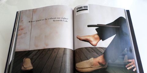 kenneth cole book