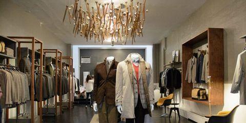 J. Hilburn Opens NYC Pop-Up - J. Hilburn A Fortnight Pop Up Shop