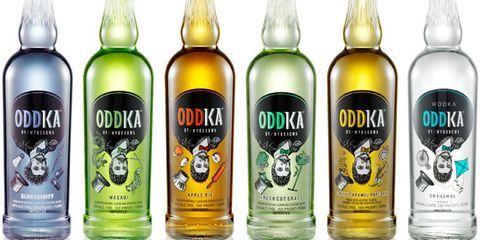 Liquid, Product, Yellow, Bottle, Glass bottle, Alcoholic beverage, Alcohol, Drink, Logo, Distilled beverage,