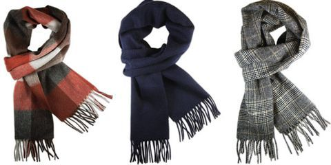 A New Line of Affordable, Good-Looking Scarves