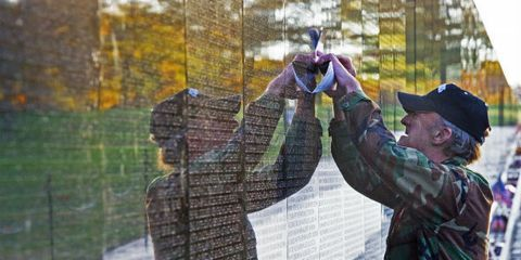 Veterans Day Vietnam Memorial