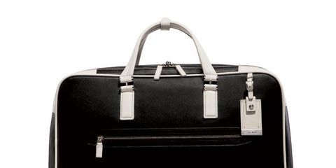 Product, Style, Fashion, Black, Travel, Grey, Luggage and bags, Baggage, Material property, Rectangle,