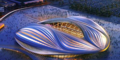 Qatar Stadium 1