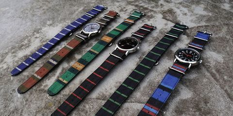 Suigeneric Watch Straps: Style for Your Wrist