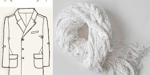 Collar, Sleeve, Earrings, Dress shirt, White, Style, Blazer, Fashion design, Button, Illustration,