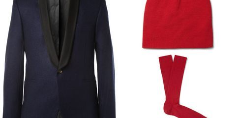 AMI Mr Porter Holiday Collection