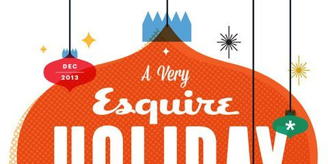 gift guide a very esquire holiday best gifts for men rh esquire com Holiday Gift Guide 2013 Holiday Beauty Gift