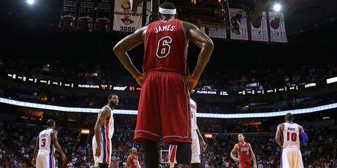 LeBron James Nike Shoes