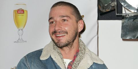 Shia LaBeouf Is Now a Hermit