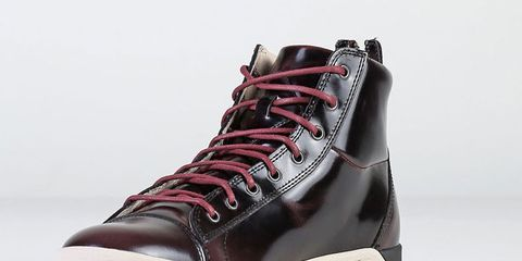 Shoe Porn: Diesel Lace-Up Sneakers