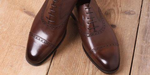 Footwear, Product, Brown, Shoe, Tan, Leather, Maroon, Dress shoe, Hardwood, Liver,