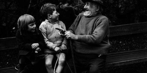 Footwear, Human, Leg, People, Monochrome, Photograph, Hat, Child, Sitting, Monochrome photography,