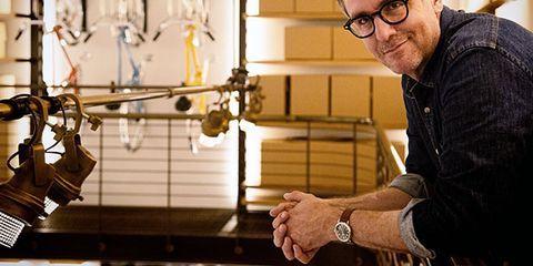 Eyewear, Vision care, Glasses, Lighting, Watch, Wrist, Bracelet, Light fixture, Analog watch, Cooking,