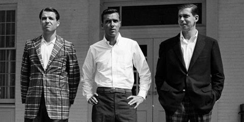 The Long, Proud History of the Short Suit