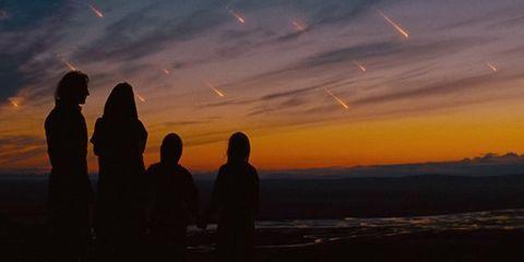 Sky, Cloud, Dusk, Atmosphere, Sunset, Sunrise, Evening, Horizon, Afterglow, Sunlight,