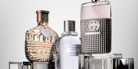 Everything You Wanted to Know About Your Cologne