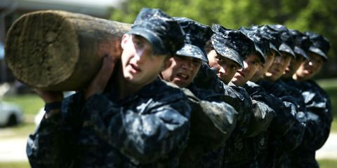 Naval Academy Cadets