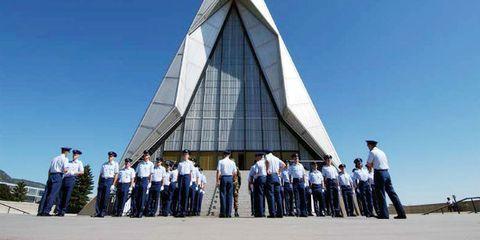 Air Force Chapel