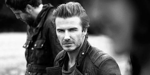 Hairstyle, Jacket, Style, Monochrome, Leather jacket, Leather, Street fashion, Monochrome photography, Beard, Black-and-white,