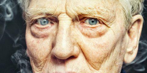 Lip, Cheek, Mouth, Skin, Chin, Forehead, Eyebrow, Mammal, Wrinkle, Jaw,