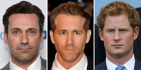 This post is courtesy of the editors of Elle.com. Men with facial hair: pay  attention.