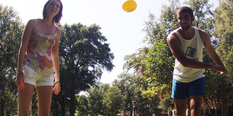 The Story of Spikeball, and How to Grow a Toy Into a Sport