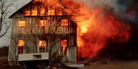 Ontario Police Go Full Canada After Discovering a Barn Burner on the Run for 37 Years