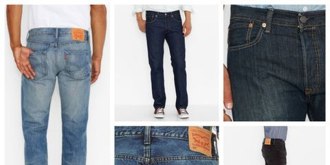 Clothing, Blue, Product, Denim, Trousers, Jeans, Pocket, Textile, White, Standing,