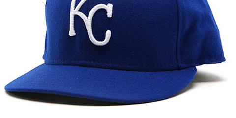 Cap, Blue, Hat, Text, Electric blue, Baseball cap, Headgear, Font, Costume accessory, Logo,
