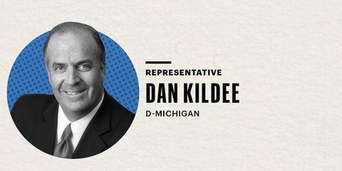 Representative Dan Kildee