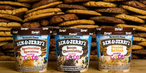 The New Ben & Jerry's Core Flavors Are Everything You Hoped They Would Be