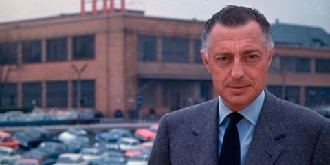 Gianni Agnelli: 10 Style Moves from a True Master - Best ...
