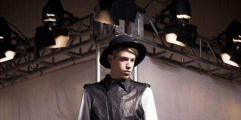Sleeve, Collar, Jacket, Outerwear, Style, Fashion, Street fashion, Leather, Light fixture, Monochrome,