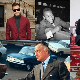 The 20 Most Stylish Men of Soccer - Stylish Soccer Players