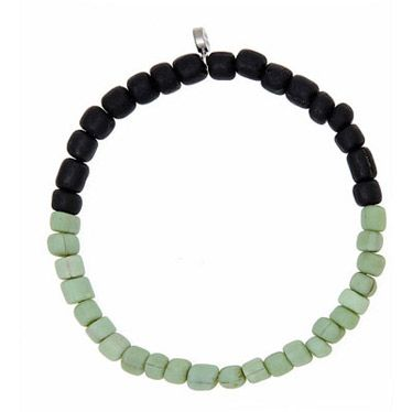 Pattern, Circle, Aqua, Body jewelry, Craft, Natural material, Bracelet, Jewelry making,