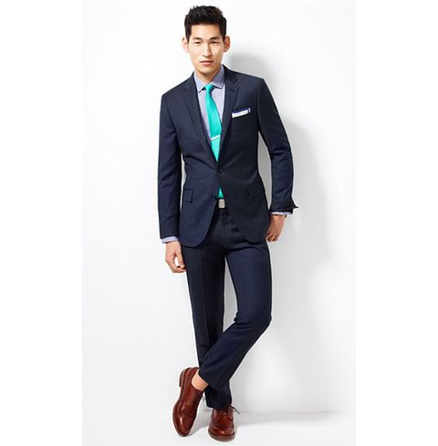 Please Don\'t Buy a Black Suit - Right Color for First Suit