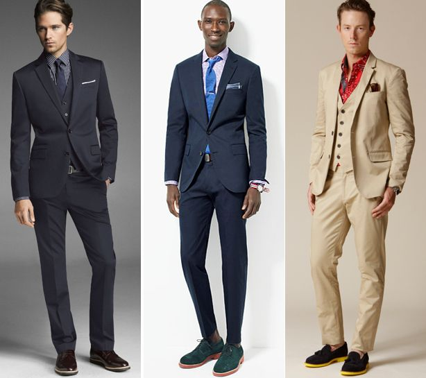 Five Suits for Under $500 - Best Affordable Suits for Men