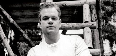 Matt Damon Is Real