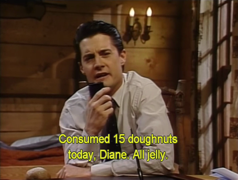 Diane Cooper S Kyle Maclachlan Unseen Secretary Is A Running Joke Throughout Twin Peaks So It Only Ing That Her True Ideny Still Remains