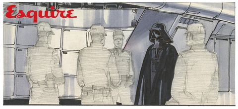 The Art Of Star Wars Storyboard Secrets Of The Original Trilogy