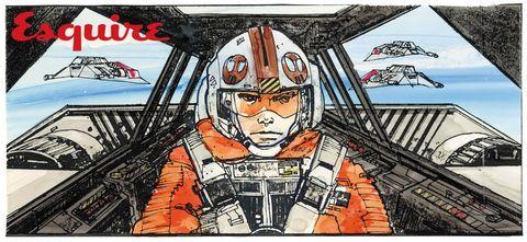 The Art Of Star Wars Storyboard Secrets Of The Original Trilogy
