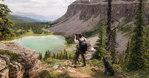 The U.S. Forest Service Wants to Fine You $1,000 for Taking Pictures in the Forest