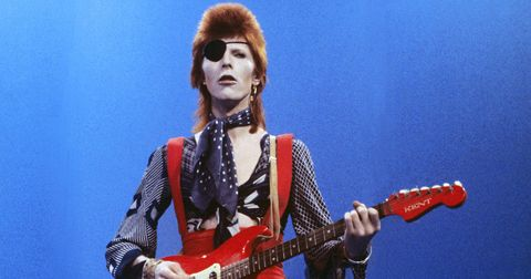 The Transcendent Style of David Bowie