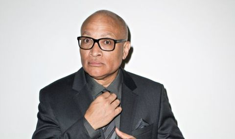 Larry Wilmore Steps Into the Spotlight