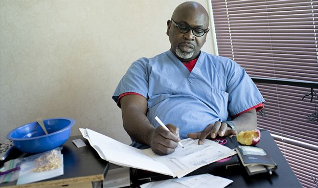 The Abortion Ministry of Dr. Willie Parker