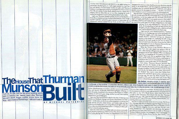 The House That Thurman Munson Built
