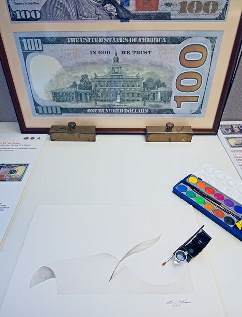 How Money Is Made - Making of the New Hundred Dollar Bill