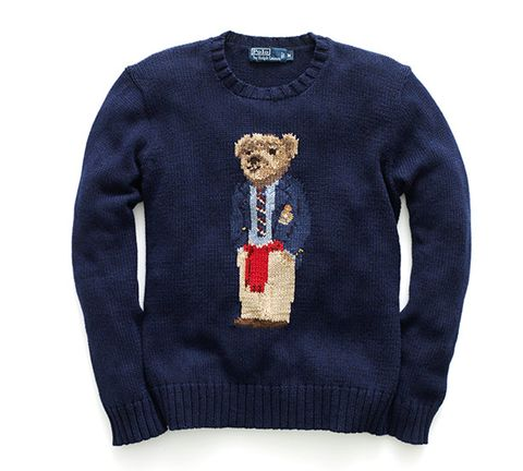 f3c4e4c93 The Return of the Ralph Lauren Polo Bear - Best Sweaters for Men