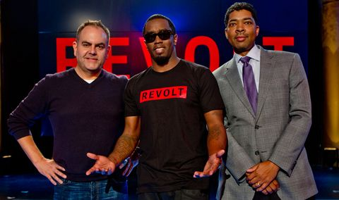 Can Diddy Save Music Television?