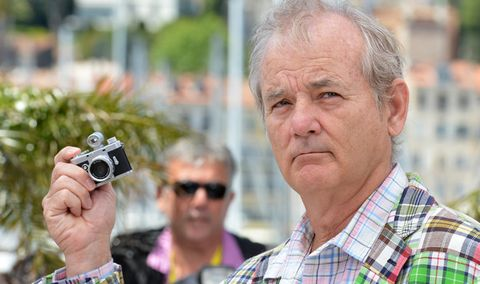 Bill Murray on Drinking, the Red Sox, and Making Men Weep